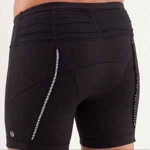 Lululemon cycling shorts.